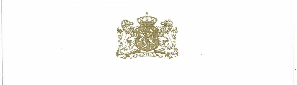 Brasã da família real holandesa