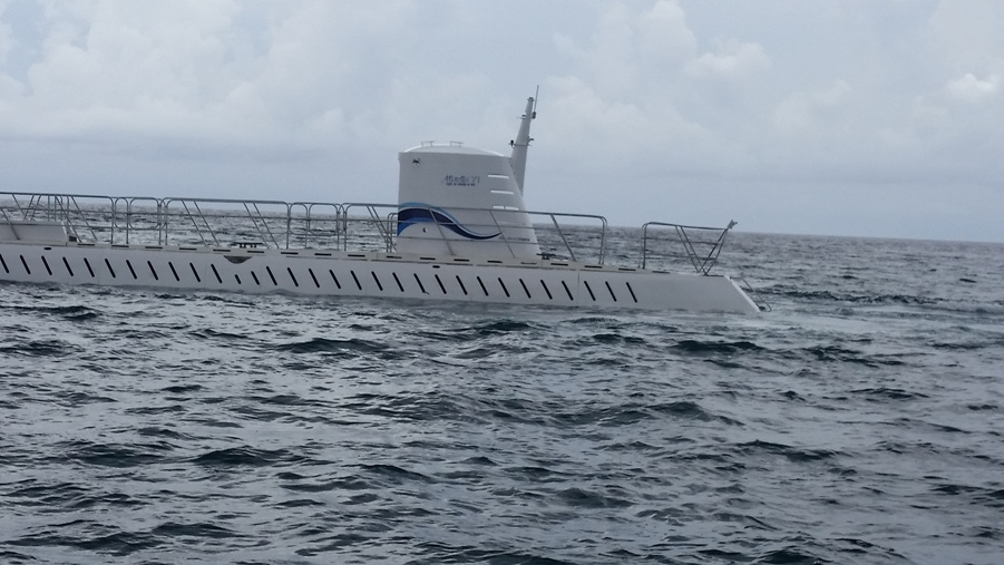 submarino aruba